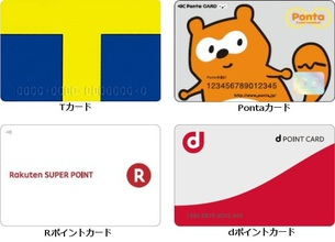 ポイントカード検討中